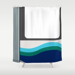 LVRY3 Shower Curtain