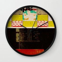 « varia » Wall Clock