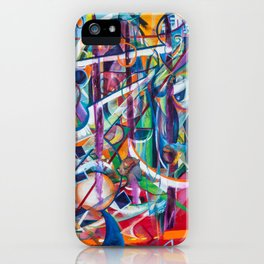 Augurs of Spring iPhone Case