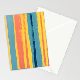 Stripes Stationery Cards