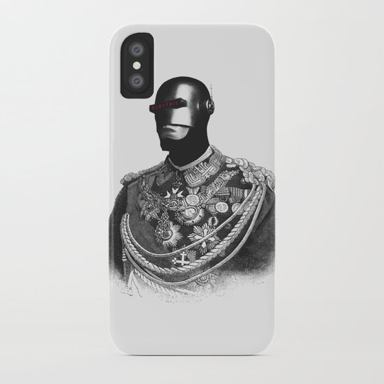 General Electric iPhone Case