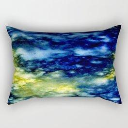 Twilight Cenote One Rectangular Pillow