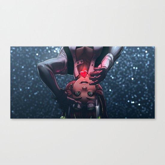 Annie Mei Steal Your Heart Canvas Print