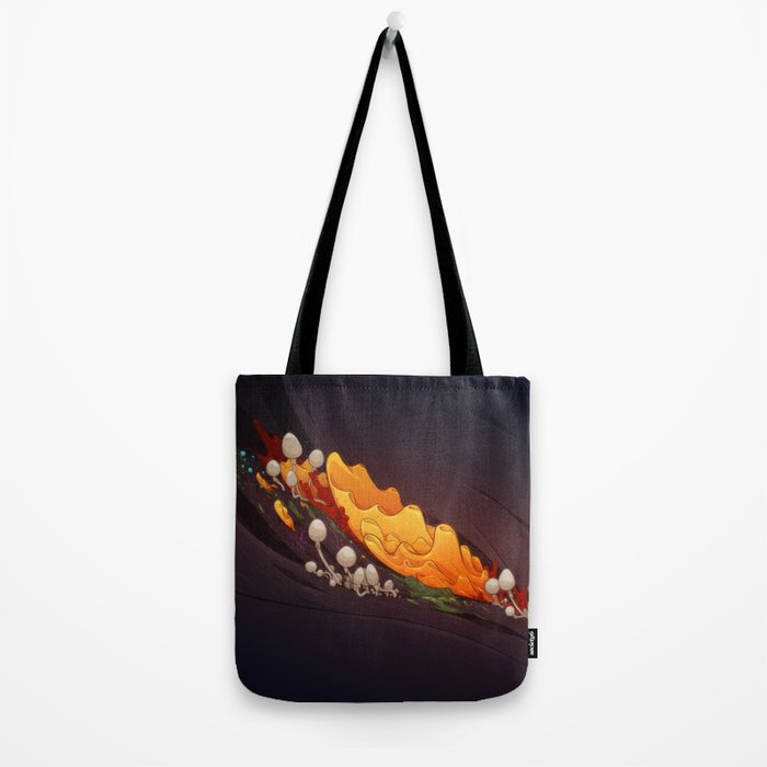 Breakdown Tote Bag