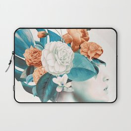Floral beauty 3 Laptop Sleeve