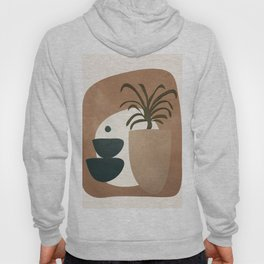 Abstract House Decoration Hoody