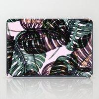 leaf iPad Cases featuring Leaf by Burcu Korkmazyurek