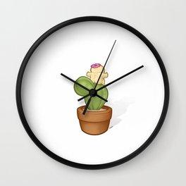Human condition N.462 Wall Clock