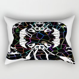 Black squid Rectangular Pillow