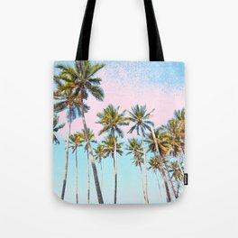Coconut Palms #society6 #decor #buyart Tote Bag