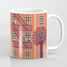 the fly (day) Coffee Mug