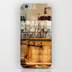 BABEL OVERDUBS II iPhone & iPod Skin