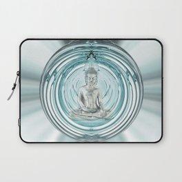 Serenity Meditation Bubble Laptop Sleeve