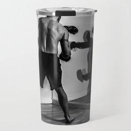 Shadow Boxing Travel Mug
