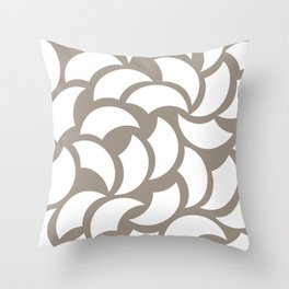 Basic Billows Throw Pillow