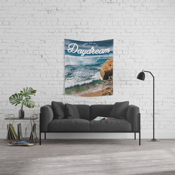 Sunset Cliffs Wall Tapestry