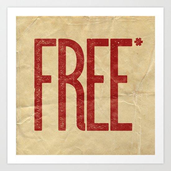 FREE* Art Print