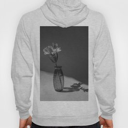Shadow and flower Hoody