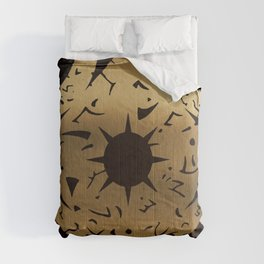 Lament Configuration Side F Comforters