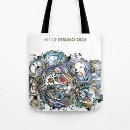 Art of Etsuko Oide Tote Bag