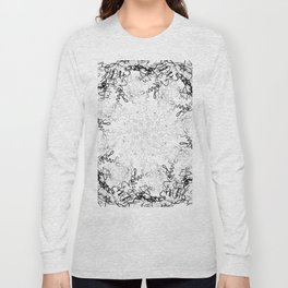 Synesthesia: Bad at Love (Halsey) Long Sleeve T-shirt