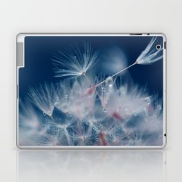 Snow Dandelion Laptop & iPad Skin