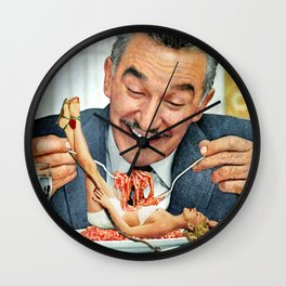 Patsas Wall Clock