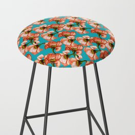 Peach Ideal Bar Stool