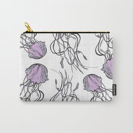Sea-life Collection - Jellyfish Carry-All Pouch