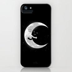 Moon Hug iPhone (5, 5s) Slim Case
