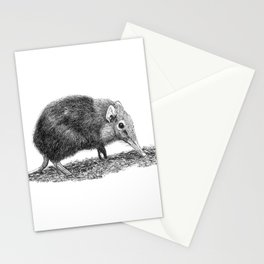 Black Shrew Stationery Cards