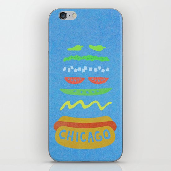 Hot Dogs! Re-do iPhone Skin