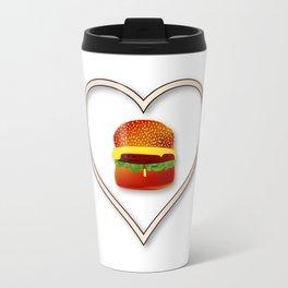 Love Burgers Travel Mug