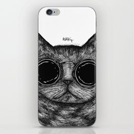Amici Cool Cat  iPhone Skin