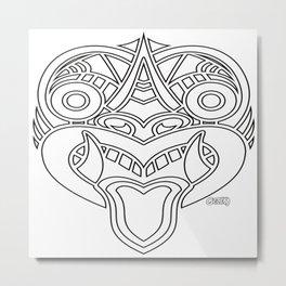 Lemmy 2 Metal Print