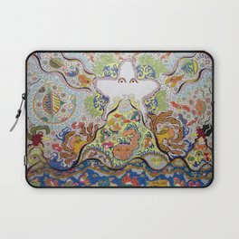 starfish volcano Laptop Sleeve