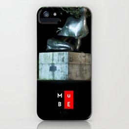MUBE - Brazilian Sculpture Museum iPhone Case