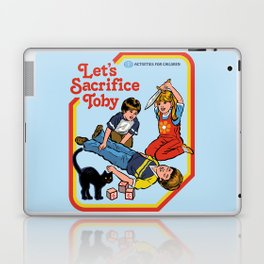 LET'S SACRIFICE TOBY Laptop & iPad Skin
