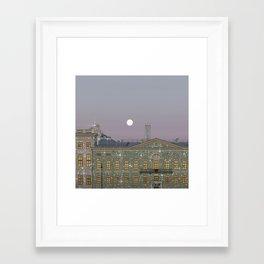 S.P. Framed Art Print