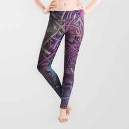 Fun, Fantasy and Joy 1 Leggings