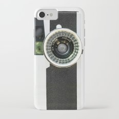 Vintage camera iPhone 7 Slim Case