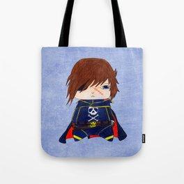 A Boy - Captain Harlock  / Albator Tote Bag
