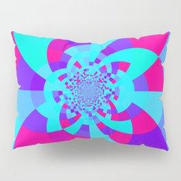 Kaleidoscope Mandala Unicorn Colors Pillow Sham