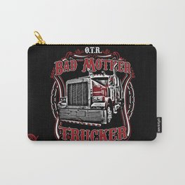 Bad Mother Trucker Carry-All Pouch