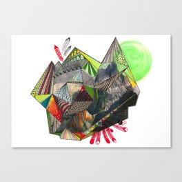 Katahdin Canvas Print