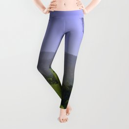"""""""Valley of a Thousand Hills"""" Leggings"""
