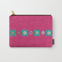 Paracas flowers Carry-All Pouch