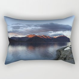 ...at the end of the day! Rectangular Pillow