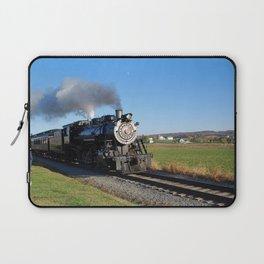 Steam Locomotive Laptop Sleeve