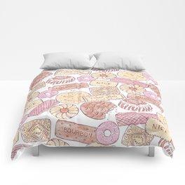 Teatime Biscuits Comforters